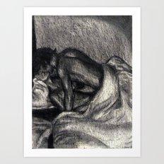 Succubus of Love Art Print