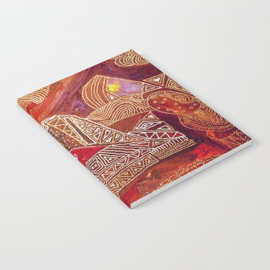golden maze Notebook