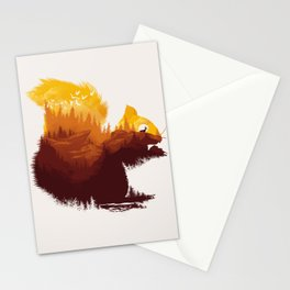 Be  a Little Wild Stationery Cards