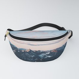 Norway Mountains Fanny Pack