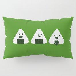 Nude Onigiri Pillow Sham