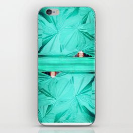 Hi how are you iPhone Skin