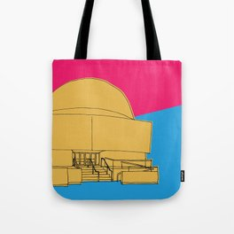 McLaughlin Planetarium Tote Bag