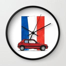 205 GTI Wall Clock