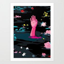 The Bloom Art Print