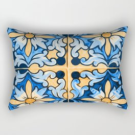 Floral Dream Rectangular Pillow