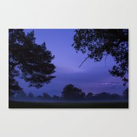 romance Canvas Prints featuring Romance by Mark Spence