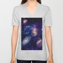 Galactic Wreckage Unisex V-Neck