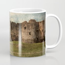 Chepstow Castle Towers Coffee Mug