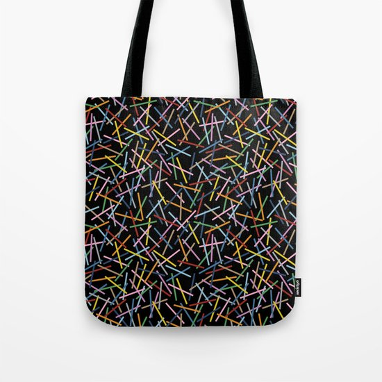 Kerplunk Black 2 Tote Bag