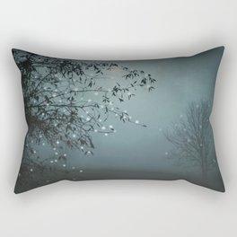 Song of the Nightbird Rectangular Pillow