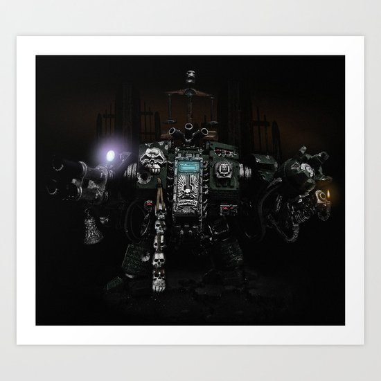 Death Incarnate Art Print