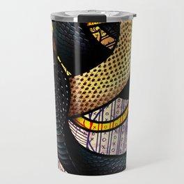 Equatorial Spitting Cobra Travel Mug