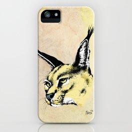 CARACAL iPhone Case
