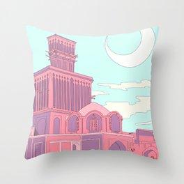 Windcatcher Throw Pillow