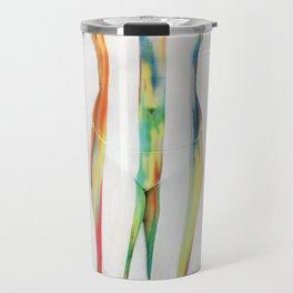 Half disapeared Travel Mug