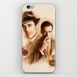 MAD MEN DON DRAPER iPhone Skin