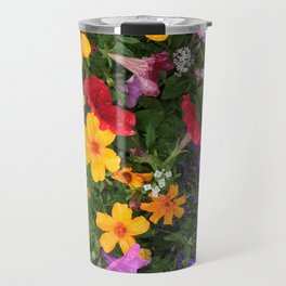 Floral-o-rama Travel Mug