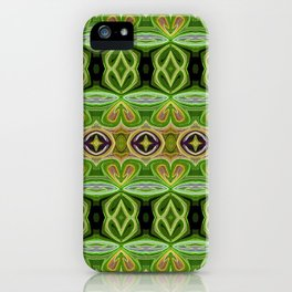 Emerald Jewel iPhone Case