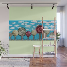 Spring grove Wall Mural