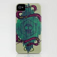 Death Crystal iPhone (4, 4s) Slim Case