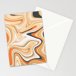 Discreet Marble #marble #pattern Stationery Cards