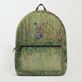 Playing hide and seek Backpack