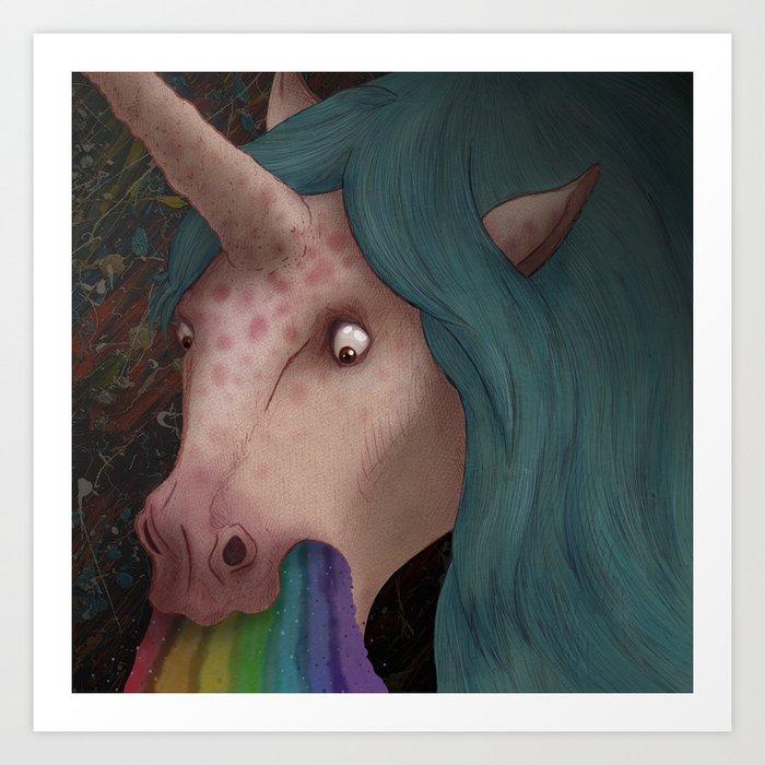 Phantasie Art Print