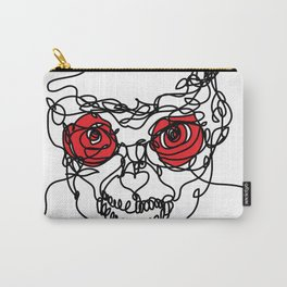the rose eyes Carry-All Pouch