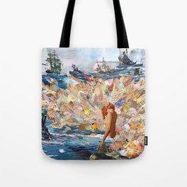 Song Of Lorelei Tote Bag