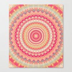 Mandala 281 Canvas Print