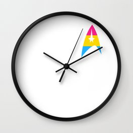 Command Pan Wall Clock