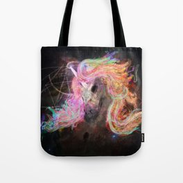 cosmic unicorn gen_esis Tote Bag