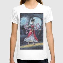 First Fight Magician Girl T-shirt