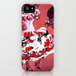 FLAMENCO, Spain                  by Kay Lipton iPhone Case