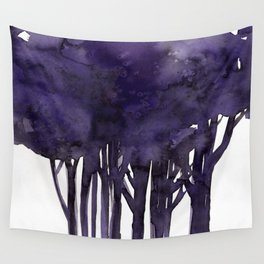 Tree Impressions No.1G by Kathy Morton Stanion Wall Tapestry