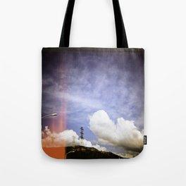 The Edge of Suburbia Tote Bag