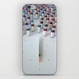 """Daily medicine"" iPhone Skin"