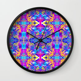 Dizzy Too Two Wall Clock