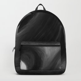 Darkness Gathers Around the Light Backpack