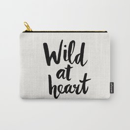 Wild at Heart Carry-All Pouch