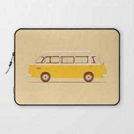 Yellow Van II Laptop Sleeve
