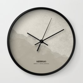 Minimal Splash - Light Wall Clock