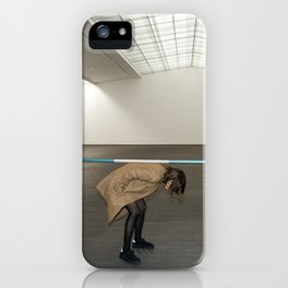 Minimal Mondays iPhone Case