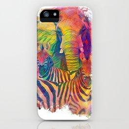 Benevolent Love iPhone Case