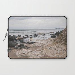 White Rocks of Portrush Ireland Laptop Sleeve