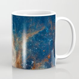 Space Nebula, Star and Space, A View of Galaxy and Outerspace Coffee Mug