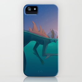An Imminent Approach iPhone Case