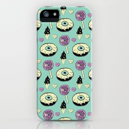 Spooky Sweets iPhone Case