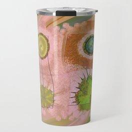 Tricksical Peeled Flowers  ID:16165-011113-25451 Travel Mug